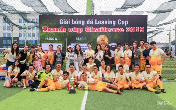Các công ty cho thuê tài chính tham gia Leasing Cup 2019