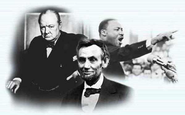 10 bí mật giao tiếp của các nhà lãnh đạo vÄ© đại ai cÅ©ng cần biết