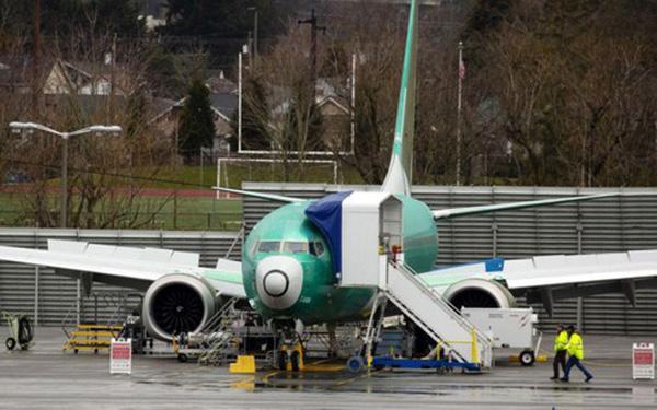 Đơn hàng 600 tỷ USD của Boeing lung lay sau tai nạn của Boeing 737 Max