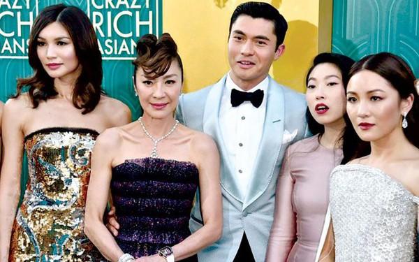 Giới nhà giàu và sự vươn lên của châu Á