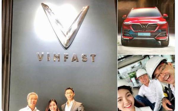 Cựu Phó Thủ tướng Đức ''vô cùng ấn tượng'' khi đến thăm nhà máy sản xuất ô tô VinFast