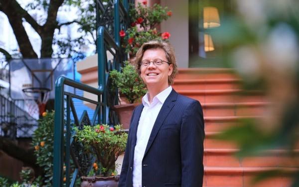 """Đại sứ Thụy Điển Pereric Högberg: """"Ngày thiết lập quan hệ ngoại giao Thụy Điển - Việt Nam, tôi mới 2 tuổi"""""""