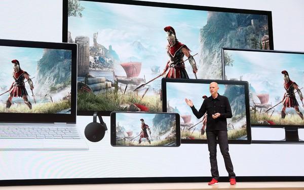 Google đang mang đến tương lai 'rực rỡ' mới của thị trường Game