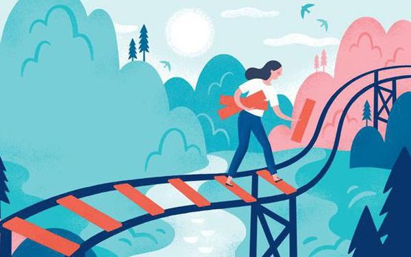 Tự ngăn mình bằng những sợi dây tưởng tượng, yên vị trong vùng an toàn: Bạn đang tách biệt bản thân với thành công