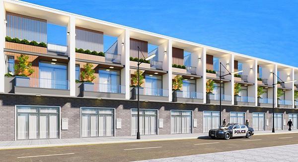 Tắc Cậu Riverside - Khởi công dự án shophouse tại Châu Thành, Kiên Giang