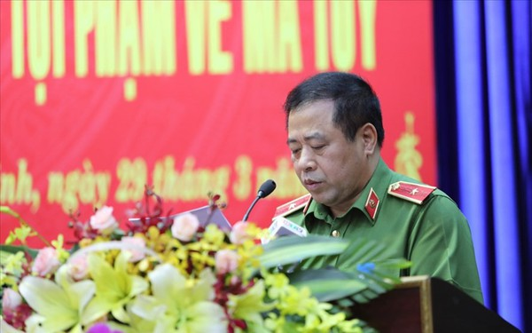 Hành trình bắt hơn 1,16 tấn ma túy do gã trùm người Trung Quốc cầm đầu