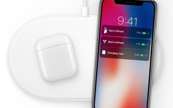 Không đạt tiêu chuẩn, Apple khai tá» sạc không dây AirPower