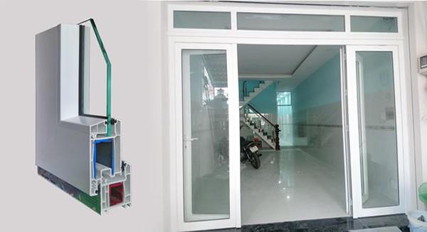 Cửa nhựa lõi thép uPVC Namwindows - Sự lựa chọn hoàn hảo cho mọi công trình