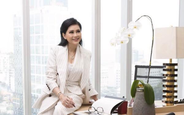 Doanh nhân Thủy Tiên lọt Top 50 phụ nữ ảnh hưởng nhất Việt Nam