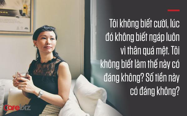 """""""Giấc mơ Mỹ"""" một thuở của Shark Linh: Thu nhập cao, mặc đồ hiệu, nhưng làm việc 7 đêm không ngủ, ngáp không nổi, thì tiền nhiều có đáng không?"""