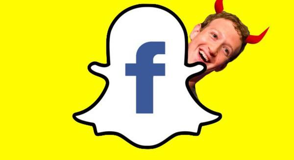 """Cách Mark Zuckerberg nhổ đi """"cái gai trong mắt"""": Mua đứt không được sẽ dồn toàn lực sao chép y chang, vùi dập khiến đối thủ không thể ngóc đầu dậy nổi"""