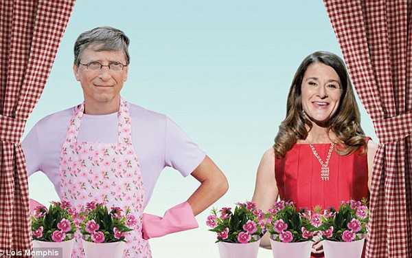 Là tỷ phú hàng đầu thế giới nhưng Bill Gates vẫn 'sợ vợ' một phép, bận rộn mấy cũng đưa đón con đi học và rửa bát mỗi tối để vợ đỡ vất vả