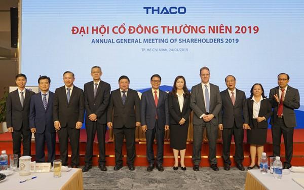"""Thaco Group và """"quý nhân"""" Hoàng Anh Gia Lai"""