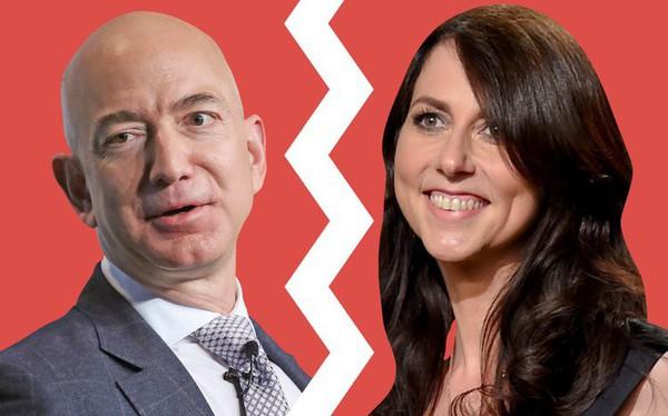 Tỷ phú Jeff Bezos biết ơn vợ cũ vì đồng ý với tỷ lệ cổ phiếu 75:25 và nhường lại quyền bỏ phiếu tại Amazon, Blue Origin