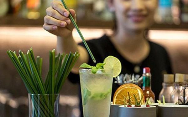 Ống hút thân thiện với môi trường từ doanh nghiệp Việt thu hút sự chú ý của báo Singapore