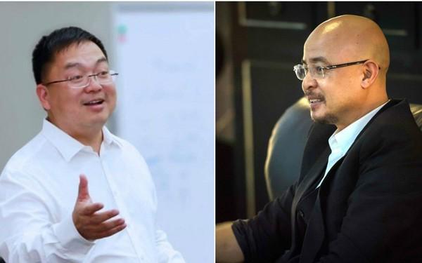 Không hẹn mà gặp, ông Hoàng Nam Tiến và ông Đặng Lê Nguyên Vũ cùng nói về 1 hiệu ứng đặc biệt nhưng theo 2 nghĩa khác nhau
