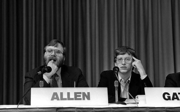 Paul Allen – Vị phù thủy đứng sau sự thành công của Microsoft