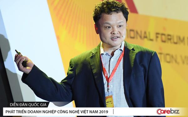 TGĐ VCCorp Nguyễn Thế Tân hiến kế xây dựng chính sách phát triển các doanh nghiệp sáng tạo công nghệ, phá bỏ các rào cản của lối tư duy cũ