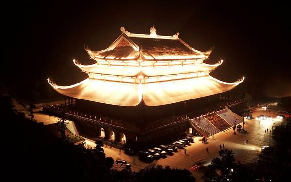 Chùa Tam Chúc, nơi đang diễn ra Đại lễ Phật đản 2019 lớn thế nào?