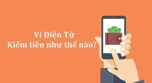"""Miễn phí sử dụng, giảm giá quanh năm, thậm chí còn """"lì xì"""" cho khách. Vậy, ví điện tử kiếm tiền như thế nào?"""