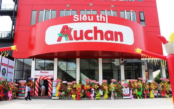 Bị cạnh tranh quá khốc liệt, tập đoàn bán lẻ Pháp Auchan quyết định rời thị trường Việt Nam, đang tìm người mua tiềm năng cho chuỗi 18 siêu thị thua lỗ