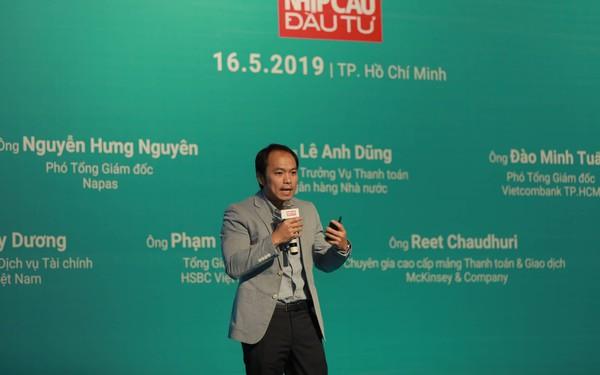 """NAPAS muốn trở thành """"ông trùm"""" xử lý tất cả giao dịch bán lẻ điện tử tại Việt Nam"""