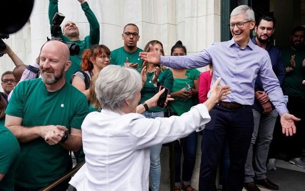 Apple bị chê không chịu đổi mới nhưng sự thật là gì?