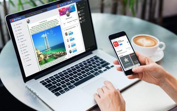 Xuất hiện mạng xã hội Việt Nam