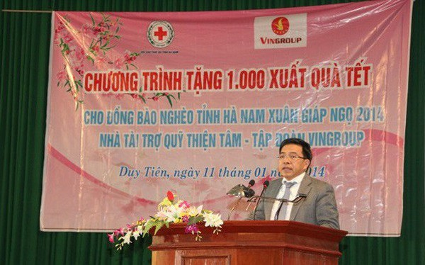 """Vinhomes bổ nhiệm """"khai quốc công thần"""" Phạm Thiếu Hoa làm Tổng giám đốc"""