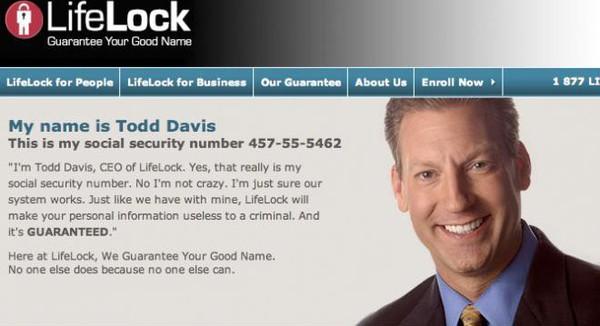 """Công khai danh tính để chứng tỏ khả năng bảo mật, CEO Lifelock bị mạo danh hàng chục lần, phạt 12 triệu USD vì """"quảng cáo gian dối"""""""