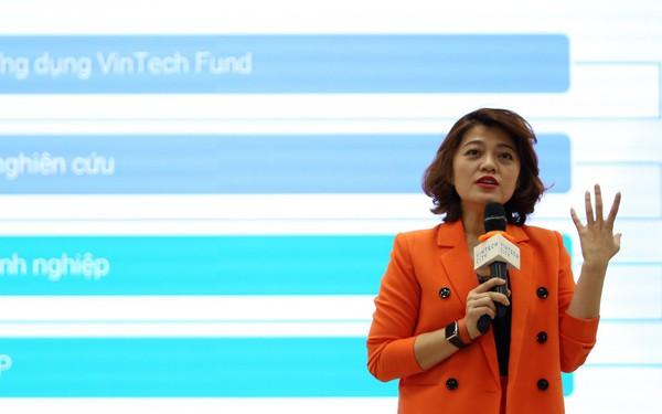 CEO Vintech City: Ngoài hỗ trợ 10 tỷ đồng/dự án, quỹ Vintech Fund sẽ tạo cơ hội để đưa một sản phẩm khoa học công nghệ ra được ngoài thị trường