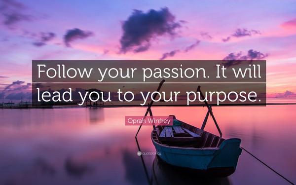Nếu biết công thức đơn giản này sớm hơn, tôi đã không phải lãng phí hàng chục năm mới tìm được đam mê của đời mình!