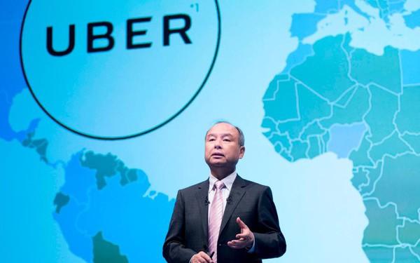 Ngay trước khi Uber IPO, tập đoàn SoftBank báo cáo lợi nhuận tăng 3,8 tỷ USD nhờ đầu tư vào gã khổng lồ gọi xe Mỹ