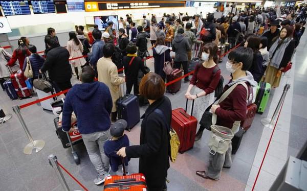 """Nhật Bản thu 216.000 đồng """"phí chia tay"""" cho mỗi hành khách xuất cảnh"""