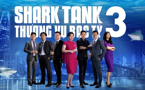 """Chính thức lộ diện dàn """"cá mập"""" Shark Tank Việt Nam mùa 3: Thêm Shark Tam và Shark Liên góp mặt, Shark Phú rời cuộc đi săn"""