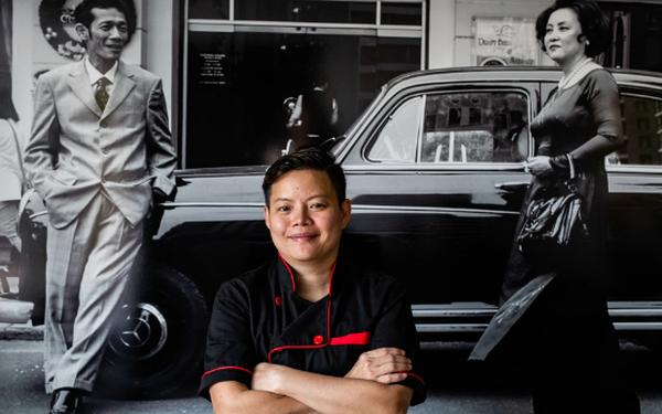 """Không được đào tạo bài bản, """"bẻ cong"""" quy tắc ẩm thực Việt, nữ chủ nhân nhà hàng thành danh trên đất Mỹ, xuất hiện trên chương trình ẩm thực nổi tiếng của Netflix"""