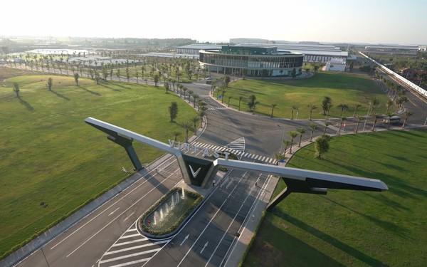 Hôm nay, VinFast khánh thành nhà máy sản xuất ô tô, lập ká»· lục thế giới về tốc độ chỉ trong 21 tháng