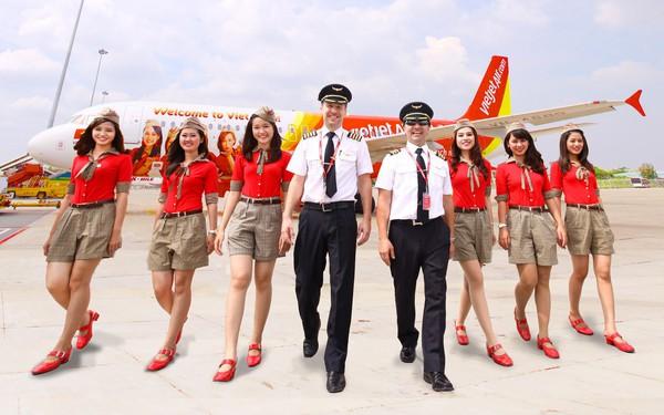 Phi công Vietjet Air khẳng định không có chuyện đình công