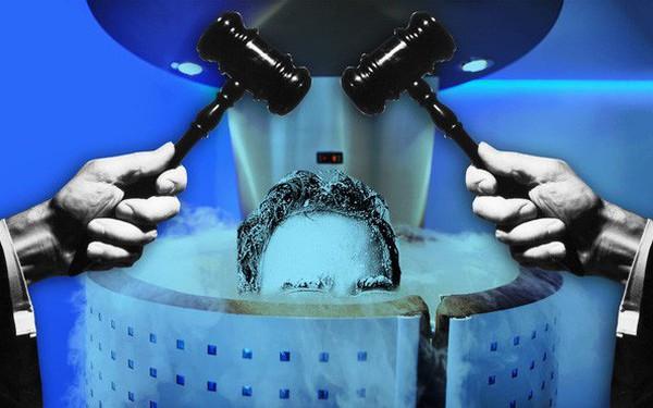 Vụ kiện hi hữu: Người đàn ông Mỹ đòi lại cái đầu đông lạnh của cha mình và 1 triệu USD