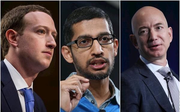 Ba ông hoàng của nền kinh tế số