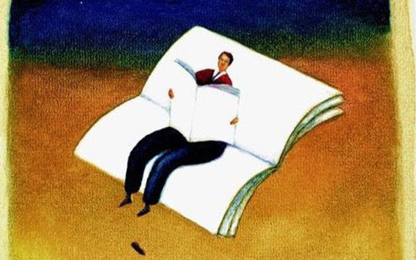 Đàn ông hiện đại muốn thành đạt phải đọc nhiều sách: Tối thiểu đọc mỗi ngày 20 trang, mỗi năm đọc 30 cuốn sách
