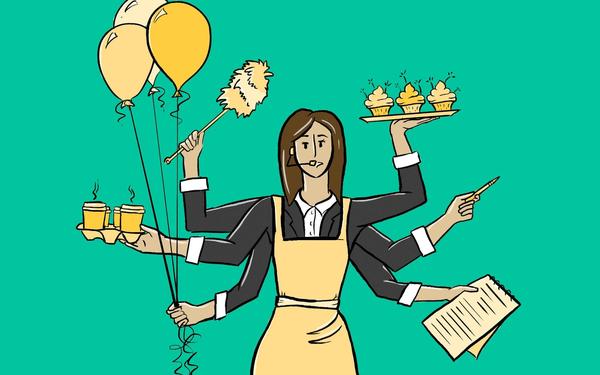 Khoa học chứng minh: Tự làm việc nhà để tiết kiệm tiền là một sai lầm! Tiền có thể mua được hạnh phúc nếu bạn biết tận dụng!