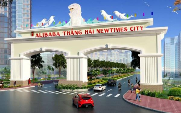 'Dự án Alibaba Newtimes City Thắng Hải' là dự án không có thật