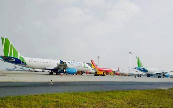 Bamboo và Vietjet cùng ngừng khai thác nhiều đường bay