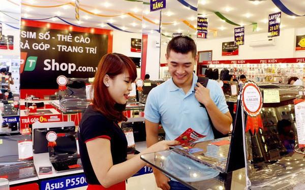Sở hữu hệ thống cá»a hàng dày đặc cùng gần 6.000 nhân viên, FPT Retail muốn kinh doanh thêm bÆ°u chính và chuyển phát