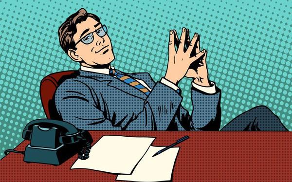 Đã làm sếp thì nên... tử tế: Sếp cầm tua vít đi sửa máy hỏng, mang