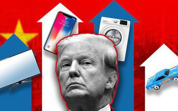 """[NÓNG] TT Trump dọa đánh thuế thêm ít nhất 300 tỉ USD hàng hóa Trung Quốc """"vào thời điểm thích hợp"""""""