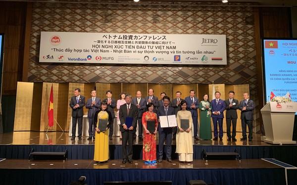 FLC, Bamboo Airways ký loạt thoả thuận trị giá 200 triệu USD nhân chuyến thăm Nhật Bản của Thủ tướng