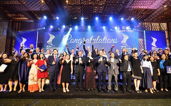 Vietjet, Sungroup, Mekong Capital… lọt danh sách Nơi làm việc tốt nhất Châu Á 2019