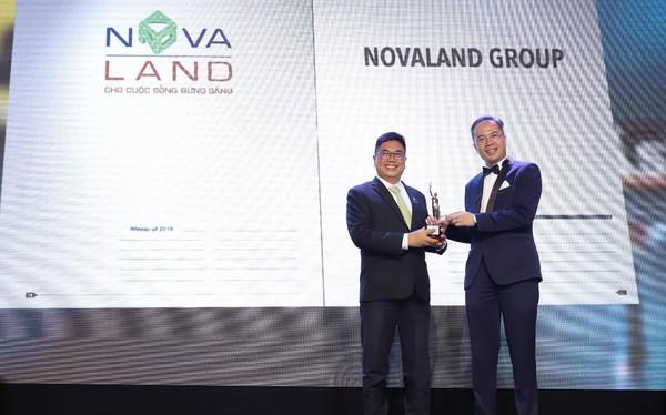 Doanh nghiệp BĐS uy tín được bình chọn là nơi làm việc tốt nhất châu Á 2019